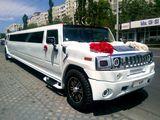 Транспорт для торжеств Hummer H2,Cadillac Escalade,Infiniti.