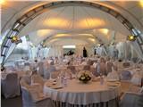 Аренда свадебных шатров, палаток, тентов...