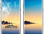 Замена только стекла на Samsung !