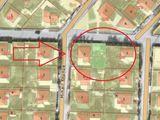 Stauceni, teren p/u constructii 3 ari, toate comunicatile!