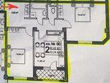 Super Apartament! 2 camere separate 60 m.p / Variantă Albă - Sect. Botanica!