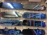 Cel mai mic pret videoregistratoare cu oglinda retrovizoare si 2 camere. credit!