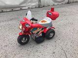 Детский мотоцикл на аккумуляторе электромобиль!