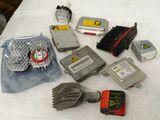 Блоки ксенона и габарита на BMW Х5, Х3, Х6, Х1, 2, 3 ,4, 5 ,6, 7 и Skoda