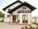 Casă de vînzare în Bubuieci, cu suprafața de 120 mp, cu 2 nivele, mobilată, euroreparație.