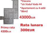 Apartament cu 4 camere+garaj !!!