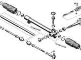 Диагностика и ремонт рулевой рейки