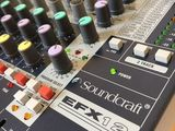 Микшерный пульт Soundcraft EFX12(саундкрафт)Behringer Yamaha