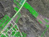 Teren p/u construcții.1/ha.Traseu Chişinău-Leuşeni.Lozova.Prima linie!