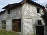 Ciorescu la hotar cu Cricova, casa in constructie pe 7.5 ari, 150 m Poltava