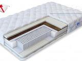 Oртопедические матрасы с бесплатной доставкой+подушка в подарок 4-летняя гарантия! Oт производителя!