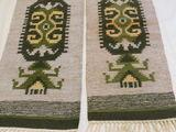 Новые Молдавские национальные шерстяные коврики хорошего качества разных размеров