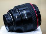 Canon EF 85mm f1.2 L II (USA)