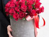Trandafiri in buchete, cutii, cosuri