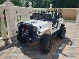 Masina electrica Jeep Wrangler 2 locuri