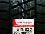 225/70-R15C Lassa Wintus 2
