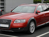 Ремонт пневмоподвески на Audi Allroad A6 C6