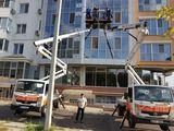 Servicii autoturn : Taierea copacilor , Spalarea fatadelor -geamurilor
