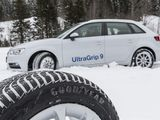 Зимние  шины   goodyear ultragrip 9   205/55 r16