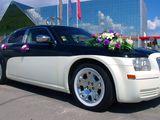 Лимузины для свадеб, от Limos.md Chrysler 300c retro style, Cadillac Escalade, Ford, Bentley