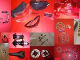 accesorii si piese de biciclete de sosea si mtb