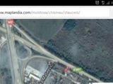 Stauceni-teren pentru constructie 4 ari , iesire directa la traseu