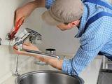 Частный сантехник. Самые низкие цены в Кишиневе. Устранение течи. Канализация.Замена труб воды