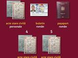 Pasaport Roman Rapid doar 40 euro!!!Rapid CetatanieRomana!!!Румынское гражданство!!!
