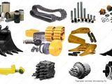 Запасные части Volvo Construction, Case, New Holland, Buhler, Bobcat, JCB