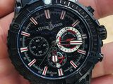 Ulysse Nardin - Marine Chronograph - Full Black - New