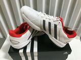 Теннисные кроссовки Адидас/Adidas Junior Barricade Team 4 xJ Tennis Shoes Style #B40389