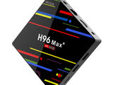 Новинка-H96 MAX. plus 4 Гб / 64 Гб. Многофункциональная 4K Андроид 8.1 приставка, медиабокс