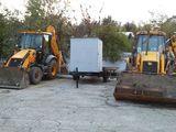Servicii buldoexcavator JCB3CX !!!