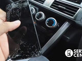 Samsung Galaxy A6+ 2018 Треснул экран приходи к нам!