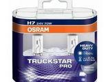 Osram 24V +100% mai multa lumina, truckstar pro livrare