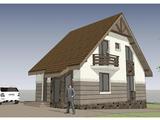 Тёплый, экономный дом 100 m2 белый вариант всего за 42000!!!
