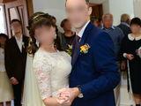 Элегантное свадебное платье - 2300 леев