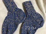 Вязанные носочки от бабули