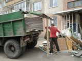 Вывоз мусора + грузчики