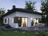 Современный дом площадью 100 кв.метров