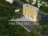 Apartament de vânzare în Chișinău cu 2 camere, bloc nou în sectorul Rîșcani, preț 26900€