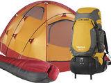 Палатки, спальные мешки, рюкзаки I Доставка по всей Молдове I Возможность покупки в кредит