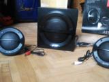 Акустическая система,3-компонентная с высококачественным звуком