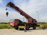 Macara krane kран автокран   50; 30; 10 tone 55; 33; 16 metri.