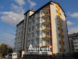 Bloc Nou!  str. Ștefan Vodă, Durlești, 1 cameră + living. Variantă Albă!