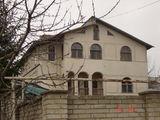 Продам большой дом 372 м2, 3-х этажный в новых вадулуй водах+7 сот.земли = 19500 euro
