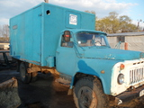 Газ GAZ 53 furgon propan