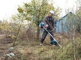 Уборка территорий, огородов, запущенных участков