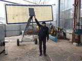 Транспортер шнековый 15 - 20 тонн/час / Banda de transportare 15 - 20 tone/ora