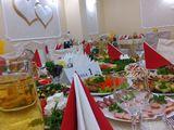 Meniu de la 120 lei. Sală de nunți, cumătrii, ceremonii, aniversari, mese de pomenire